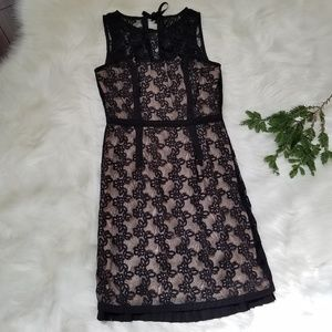 Marc by Marc Jacobs Abigail Lace Overlay Dress sz8